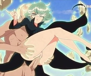 Tatsumaki - three Punch..