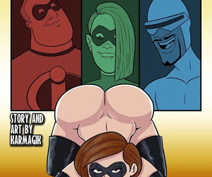 The Incredibles -..